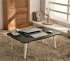 home office desk home office.  Home DaWood  Laptop Table Foldable Portable Desk Charcoal Black Cute  Bear Design Inside Home Office