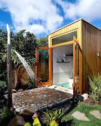 outdoor shower designs wonderful outdoor shower and bathroom design ideas outside beach shower designs