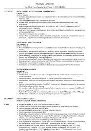 Merchandiser Resume Sales Merchandiser Resume Samples Velvet Jobs Job S Sevte 25