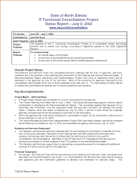 Monthly Report Template Word Project Monthly Report Template And Form Sample For Your 20