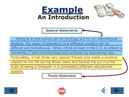 organizing an academic essay references acirc copy by ruth luman 9 example conclusion