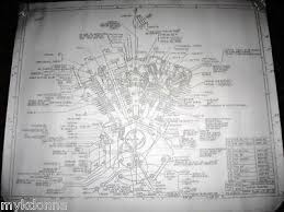 harley davidson shovelhead engine blueprint flh fx fxr bull  harley davidson shovelhead engine blueprint flh fx fxr 3 3 of 5