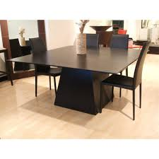 nice modern square dining tables modern square dining table ideal