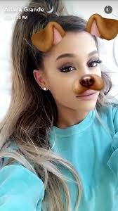 ariana grande haii i m ariana but you can call me ari i m a famous soloist i m a singer i love to sing in front of big crowds i love all my fans