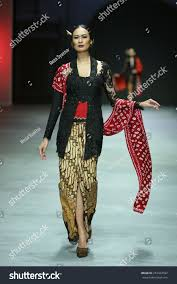 Designer Anne Avantie Jakarta March 1 2015 Anne Avantie Stock Photo Edit Now