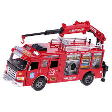 2019 1 50 mini fire engine crane car fire rescue truck vehicle model educational toys birthday gift for children kids toddler from dejavui 53 41 dhgate