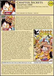 Chapter Secrets – CHAPTER 1000 IN-DEPTH ANALYSIS (explaining ...