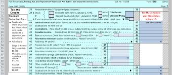 Taxes Spreadsheet Spreadsheet Based Form 1040 Available At No Cost For 2013 Tax Year