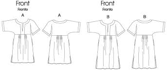 Tunic Pattern Free Adorable McCall's 48 Misses' Tunic And Dress