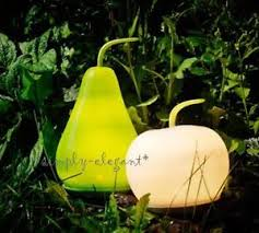 ikea outdoor lighting. Image Is Loading SOLVINDEN-LED-solar-powered-lamp-pear-shaped-Green- Ikea Outdoor Lighting
