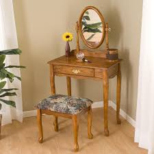Oak Bedroom Vanity Makeup Vanity Set Bedroom Vanities Design Ideas Electoral7com