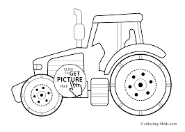 Small Picture Tractor Transport Coloring pages for kids printable coloing