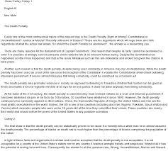 death penalty essay titles capital punishment essay title  capital punishment essay title docoments ojazlink