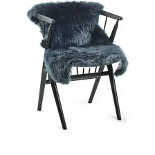 natures collection new zealand sheepskin rug navy natures collection from danish concept s limited uk