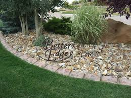 Diy Lawn Edging Ideas Best Stone Edging Ideas