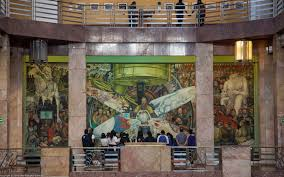 diego rivera murals rockefeller.  Murals Many Of The Style Elements Used By Rivera In This Fresco Especially Those  Showing Working Class People And Power Science Can Be Also Found  And Diego Murals Rockefeller L