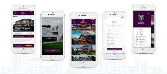 Mobile Home Design App How I Designed A Mobile App For Real Estate Ux Planet