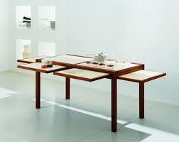 Space Saving Dining Room Table