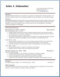 Download Professional Resumes Creative Resume Templates Professional Resume Template Free Download