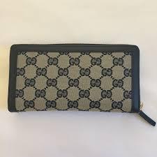 gucci zipper wallet. gucci monogram canvas long wallet zipper