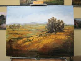 plein air painting demonstration 7