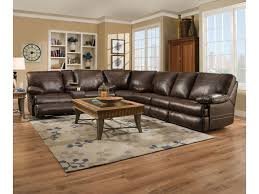 simmons reclining sofa. simmons upholstery 50981 casual three piece sectional sofa with four recliners reclining -