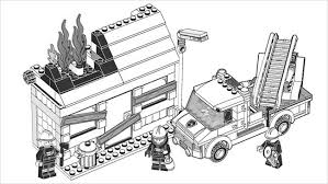 Small Picture Pictures Lego City Coloring Pages 44 On Picture Coloring Page with