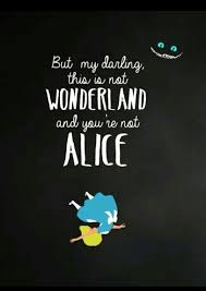 Quotes From Alice In Wonderland Fascinating 48 Inspiring Alice In Wonderland Quotes Quotes And Humor