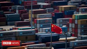 Trade War Us China Trade Battle In Charts Bbc News