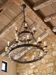 country living room ci allure:  elegant photos hgtv for rustic chandeliers
