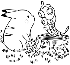 81 Dessins De Coloriage Pikachu Imprimer Sur Laguerche Com Page 8