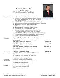 Realtor Resume Sample Real Estate Resume Sample New Bunch Ideas Real Estate Agent Resume 30
