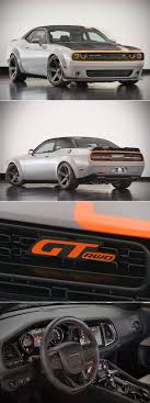Dodge Challenger GT AWD Concept is Powered by 447HP V8, Here's a ...