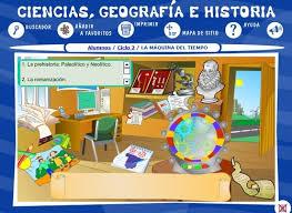 Resultado de imagen de CIENCIAS GEOGRAFIA E HISTORIA