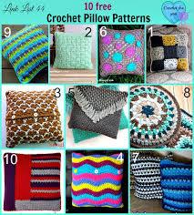 Free Crochet Pillow Patterns Extraordinary 48 Free Crochet Pillows Patterns Crochet For You