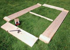 how to make raised garden beds. The Simplest Raised Bed To Make How Garden Beds C