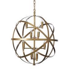 sphere pendant light antique brass sphere pendant light79