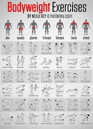 Do You Even Lift Bro Exercise Chart Fitness Exercise