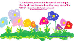 Beautiful Quotes For Children Best of CHILDREN ARE UNIQUE QUOTE HarryPierre