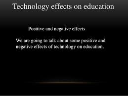 effect of technology on society essay cause and effect technology essay pinka increased use of technology technology continues to make progress effect of technology on society essay the