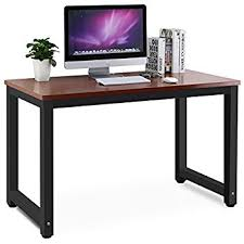 desk tables home office. tribesigns modern simple style computer desk pc laptop study table office workstation for home tables d