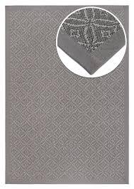 Outdoor Teppich Naturino Style Grau