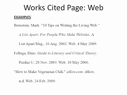Work Cited Mla Websites How To Write In Text Citations For Websites Mla Media Mla