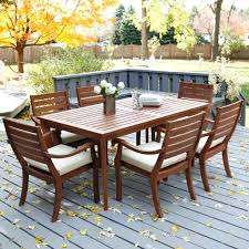 patio dining set for 6 medium size of patio outdoor outdoor wooden patio furniture sets brown color outdoor dining patio dining table seats 6