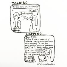 funny illustrated comics all introverts can relate to