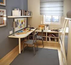 small bedroom office ideas. Alluring Small Office Room Design Ideas Bedroom New Home