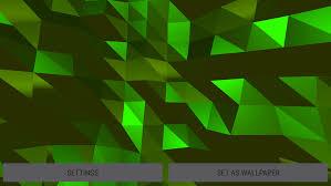 Parallax Golden Crystal Edge 3D Live ...
