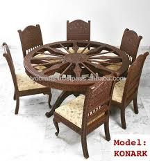 indian dining room furniture. Beautiful Dining Indian Teak Wood Hand Carved Dining Room Set U0026 Restaurant Furniture  Table On Furniture