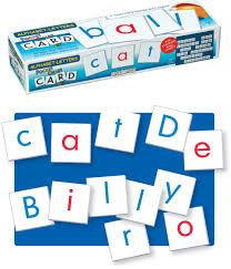 Alphabet Letters Pocket Chart Card Set Sme755