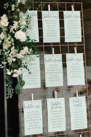 Seating Chart Wedding Wedding Seating Chart 101
